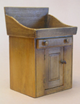 #05 Miniature Shaker Wash Stand
