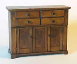 Miniature Groveland Cabinet