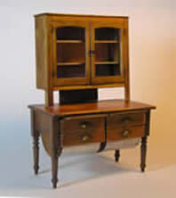 Miniature Traditional Dutch Cabinet