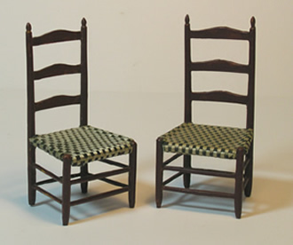Slat high back chair 61 just about the most wonderful chairs