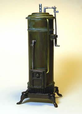 Victorian Boiler