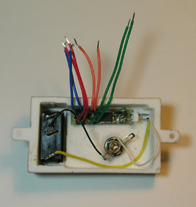The Shaker Works West Electrical Control Panel for Miniatures Projects