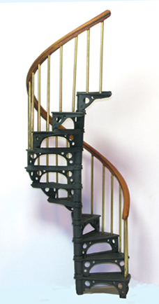 Miniature Spiral Staircase
