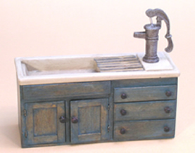 The Miniature Country Kitchen Sink