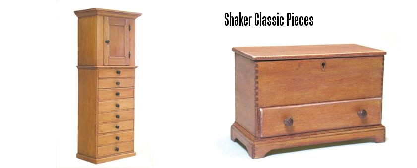 Shaker History